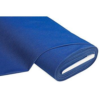 Tissu d'extérieur 'Madrid' uni, bleu