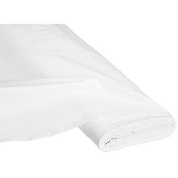 Tissu coton 'Lisa', blanc