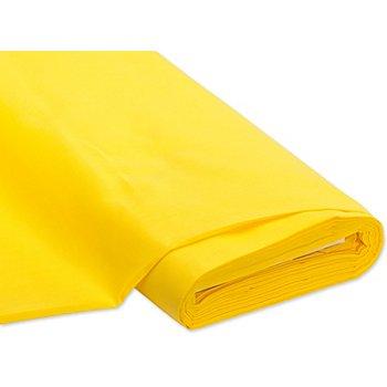 Tissu coton 'Lisa', jaune