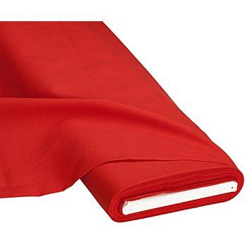 Tissu coton 'Lisa', rouge pourpre