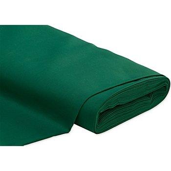 Baumwollstoff 'Lisa', dunkelgrün