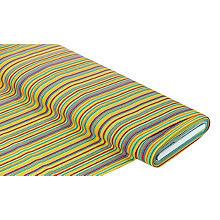 Baumwollstoff Multistripe 'Mona', bunt