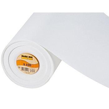 Vlieseline ® S 520 - Entoilage de renfort thermocollant, blanc, 250 g/m²