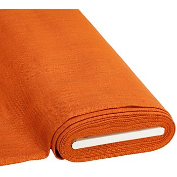 Jute (Rupfen), orange