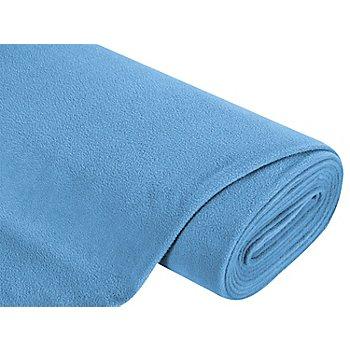 Tissu polaire, bleu clair