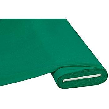 Baumwolljersey 'Casual' mit Elasthan, smaragd