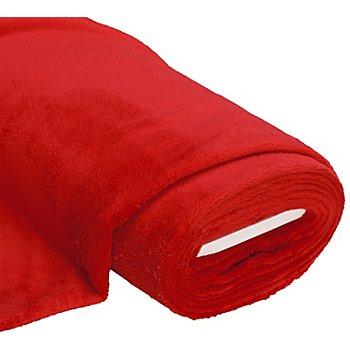 Tissu polaire 'Arctique', rouge