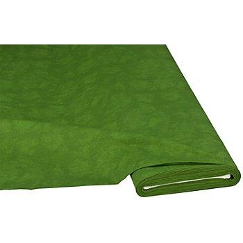 Tissu coton 'moiré', vert