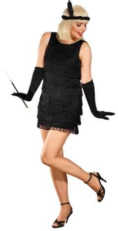 Charleston Kleid Constance Fur Damen Online Kaufen Buttinette Fasching Shop