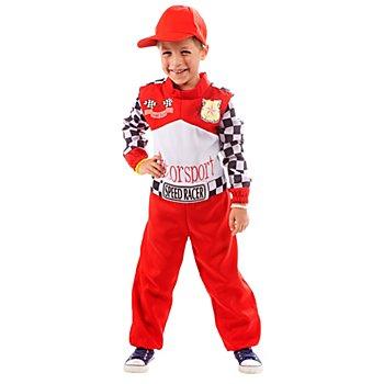Kinderkostüm Rennfahrer