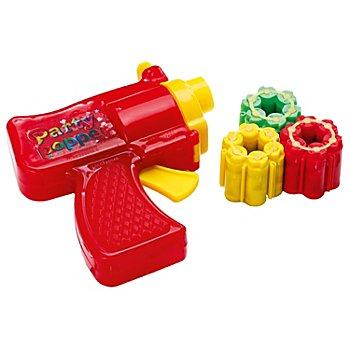 Pistolet à confettis, en 3 couleurs différentes