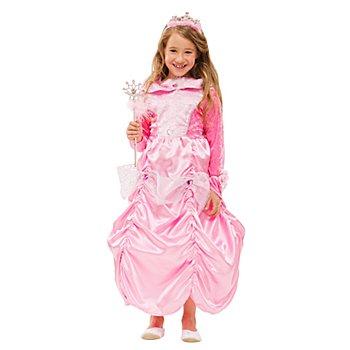 Prinzessin Isabella Kostüm für Kinder, rosa
