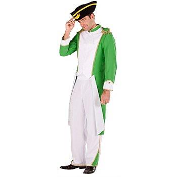 Gardemajor, grün/weiß, Herren