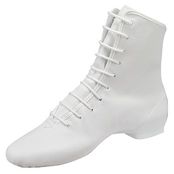 BLEYER Bottines de majorette 4680-H, blanc