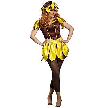 Kostüm Sonnenblume