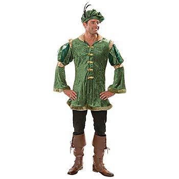 Kostüm Burgherr, grün