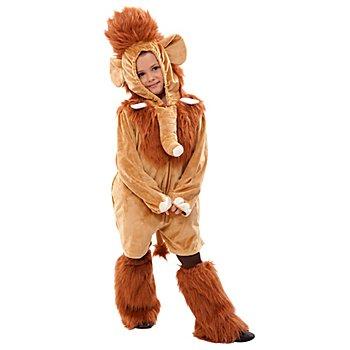 Mammut Kostüm für Kinder