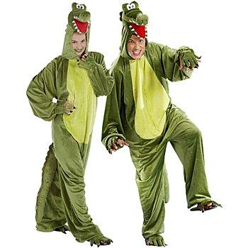 buttinette Krokodilkostüm, lang