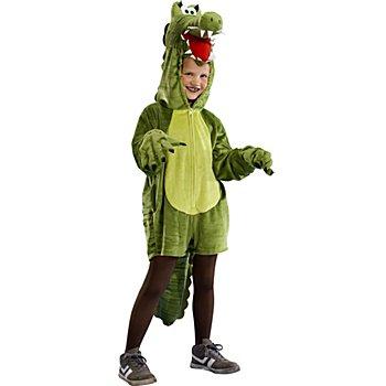 buttinette Krokodilkostüm für Kinder