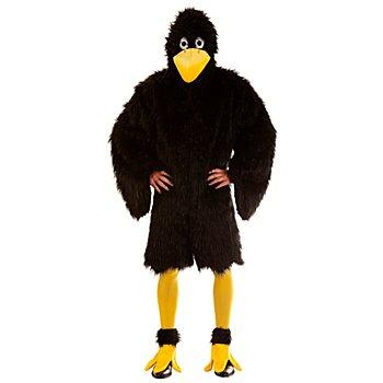 buttinette Déguisement 'corbeau' pour hommes et femmes