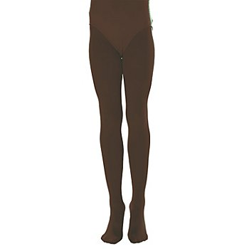 Collant opaque enfant, 60 den, marron