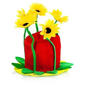 Blumenhut 'Gärtnerin'