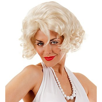 Perruque 'Icône', blond