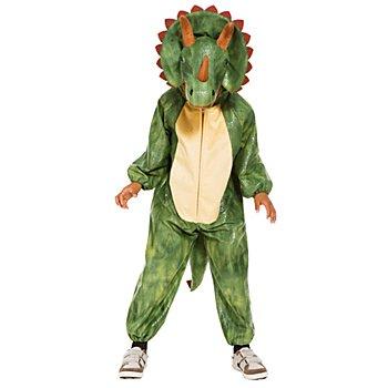 Costume pour enfants 'dinosaure', vert