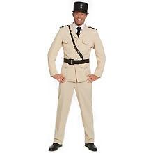 Déguisement 'gendarme', beige