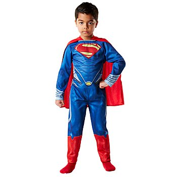 DC Comics Superman Kostüm für Kinder