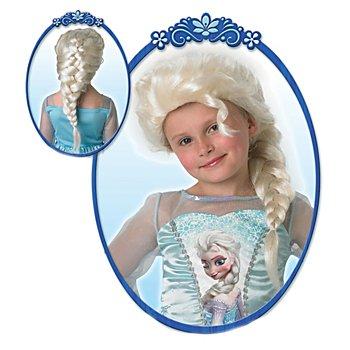 Disney Perruque 'Elsa' pour enfants