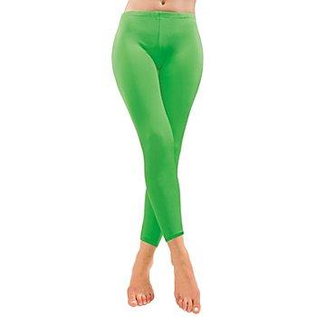 Legging, vert fluo