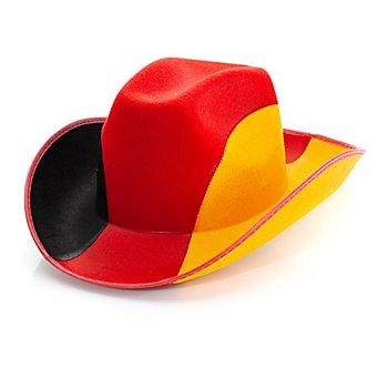 Cowboyhut deutsche Landesfarben