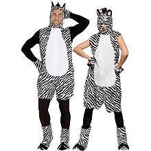 Zebra Kostum Kaufen Im Buttinette Fasching Shop