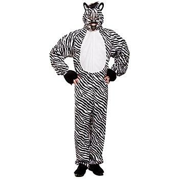 buttinette Zebrakostüm, lang