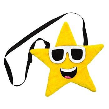 buttinette Sac à bandoulière 'étoile'