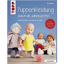 Buch 'Puppenkleidung durch die Jahreszeiten'