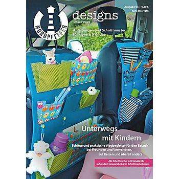 Heft 'Unterwegs mit Kindern'