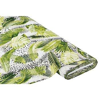 Dekostoff Dschungel 'Lorena', grün-color