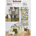 """Butterick Schnitt B5867 """"Tier-Ausstattung"""""""