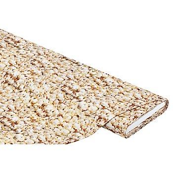 Baumwollstoff-Digitaldruck 'Popcorn Ria'