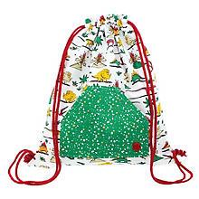 Exclusivité buttinette : Kit couture 'sac à cordon de serrage dinosaures'