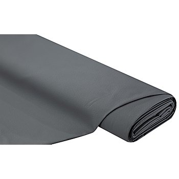 Geprägtes Lederimitat, grau