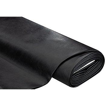 Imitation cuir en cuir recyclé, noir