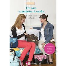 Livre 'Les sacs et pochettes à coudre'