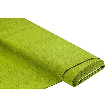 Outdoor-Gewebe, grün-meliert