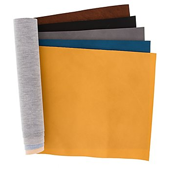 Kunstleder-Paket, 5 Farben à 30 x 70 cm