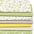 """Patchwork- und Quiltpaket """"Romantic Spring"""", grün"""
