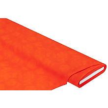 Tissu coton 'moiré', rouge clair