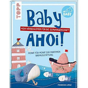 Buch 'Baby Ahoi – mein Nähbegleiter für die Schwangerschaft'